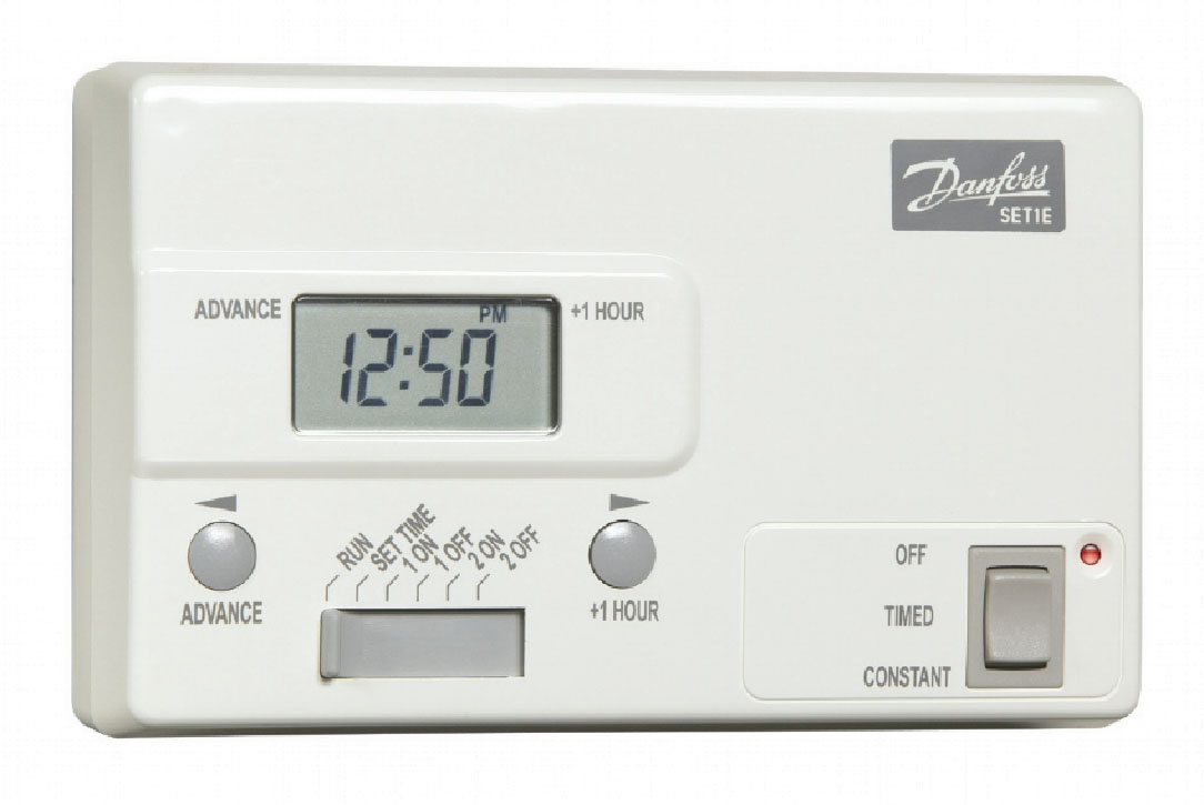 how do i operate my heating controls and programmer