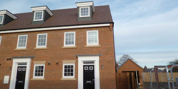 Shared Ownership in Wakefield example - Two bedroom semi detached house