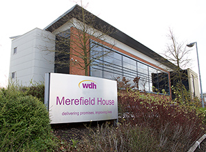 Merefield House office