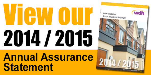 View our 2014 / 2015 annual assurance statement summary