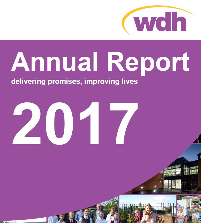 Annual Report 2017 launched!