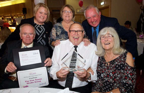 Working with Older People Winners 2017: Five Towns Stroke Group
