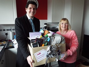Eco-friendly prize for top energy saving tips