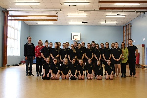 Northern Ballet Workshop at Castleford Academy